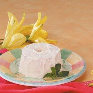 Tiny Chiffon Cakes