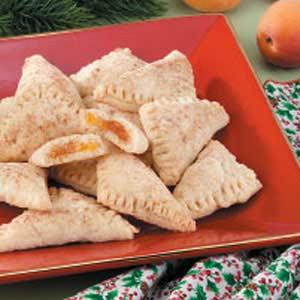 Apricot Empanadas Recipe