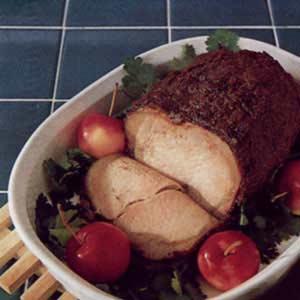 Indonesian-Style Pork Roast Recipe