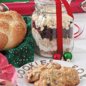 Christmas Cookies in a Jar Recipe