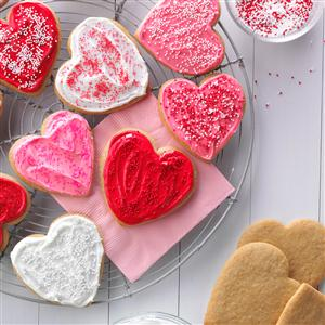 30 Recipes for Valentine's Day Cookies