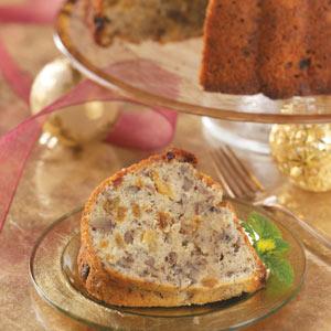 Pecan Butter Cake Recipe