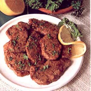 Pork Diane Recipe