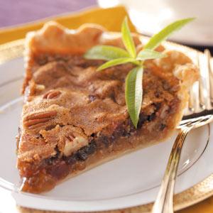 Fruitcake Pie Recipe