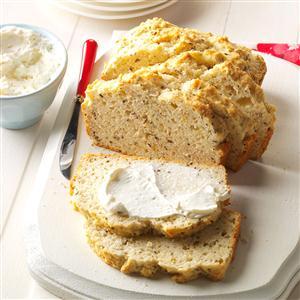 Herb Quick Bread Recipe