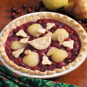 Partridge in a Pear Tree Pie Recipe