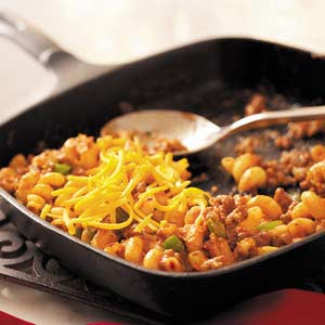 Macaroni Scramble Recipe