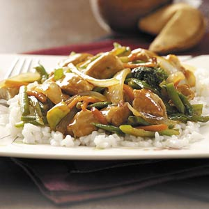 Easy Turkey Stir-Fry Recipe