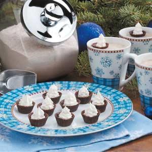 Special Hot Chocolate Treats Recipe