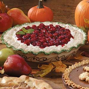 Cream Cheese Cherry Meringue Pie Recipe
