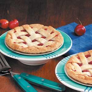 Little Cherry Pies Recipe