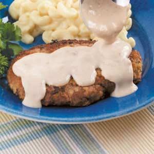 Sirloin Fried Steak Recipe