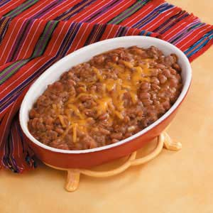 Hearty Beef and Bean Casserole Recipe