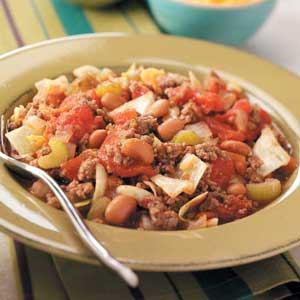 Hearty Cabbage Patch Stew