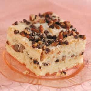 Sweet Chocolate Coffee Cake