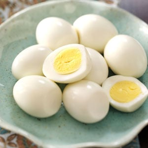 How to Make Hard-Cooked Eggs