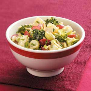 Fruited Broccoli Salad Recipe