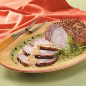 Petite Pork Roast Recipe