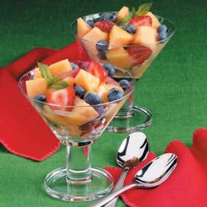 Fruit Salad Citrus Dressing Recipe