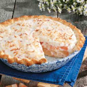 Grapefruit Pie Recipe