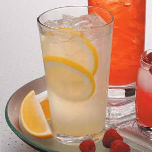Old-Fashioned Lemonade Recipe