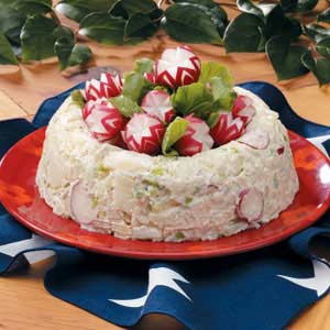 Potato Salad Mold