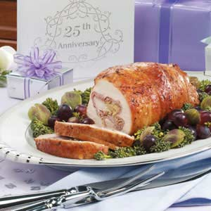 breast roulade turkey