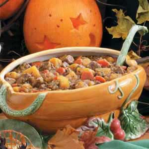 Autumn Stew Recipe