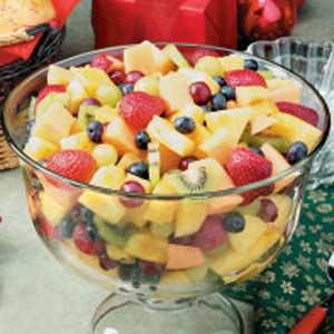 Anise Fruit Bowl Recipe
