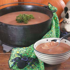 Eyeball Soup Recipe