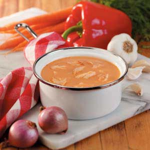 Salmon Bisque Recipe