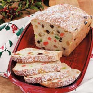 Stollen Loaves Recipe