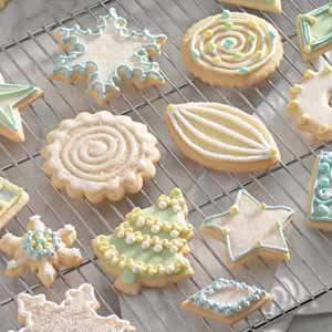 Vanilla Butter Cutouts Recipe