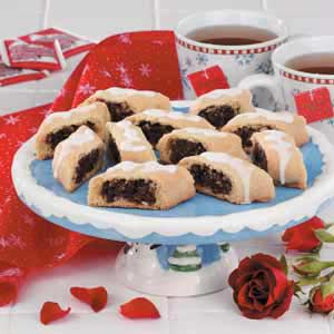 Fig-Filled Cookies Recipe