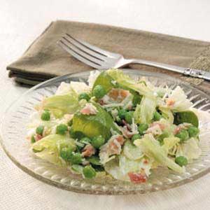 Nine-Layer Salad Recipe