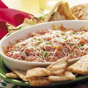 Warm Ham 'n' Cheese Spread Recipe