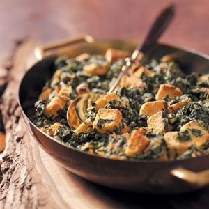 Creamy Spinach and Cheese Casserole Recipe