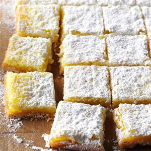 Almond-Coconut Lemon Bars Recipe