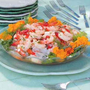Herbed Shrimp Appetizer Recipe
