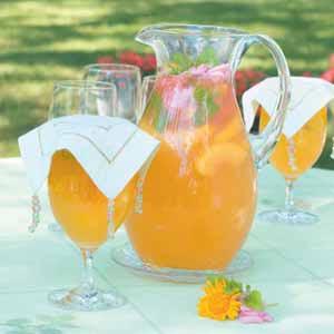 Peachy Lemonade Recipe