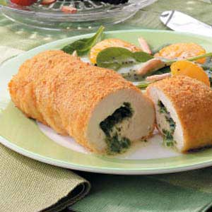 Orange Chicken Kiev Recipe