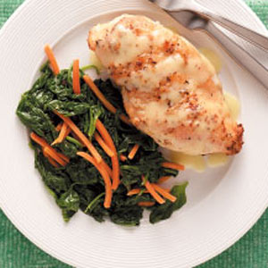 Lemon Chicken and Veggies Recipe
