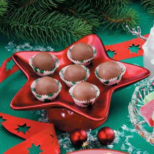 Maple Nut Balls Recipe