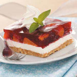 Layered Cranberry Dessert Recipe