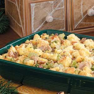 Chicken Corn Bread Dressing Recipe