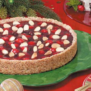 Cherry Berry Cheesecake Recipe
