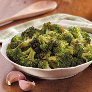 Stir-Fried Broccoli Recipe