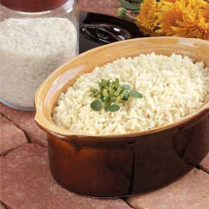 Rice with Herbs Recipe