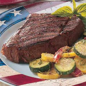 Spicy Grilled Steaks Recipe