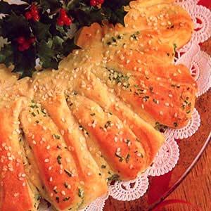 Creamy Chive Rings Recipe